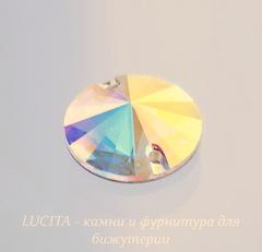 3200 Пришивные стразы Сваровски Crystal AB (14 мм)
