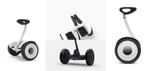 Гироскутер Xiaomi Ninebot Mini white