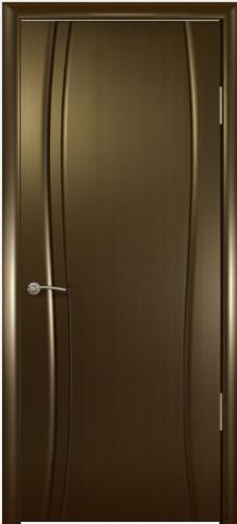 Дверь Океан Буревестник-1 , цвет венге, глухая
