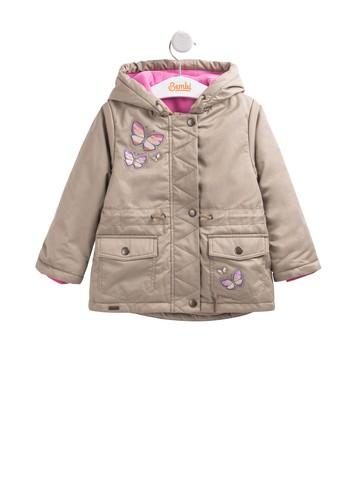 КТ190 Куртка-парка для девочки