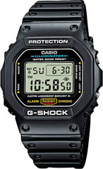 Мужские часы CASIO G-SHOCK DW-5600E-1VDF