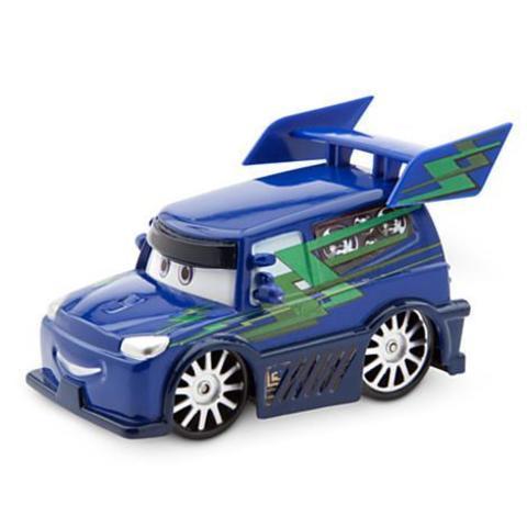 Машинка гонщик Диджей (DJ) - Тачки (Cars), Disney