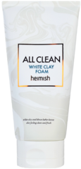 Heimish All Clean White Clay пенка для лица с белой глиной 150 г