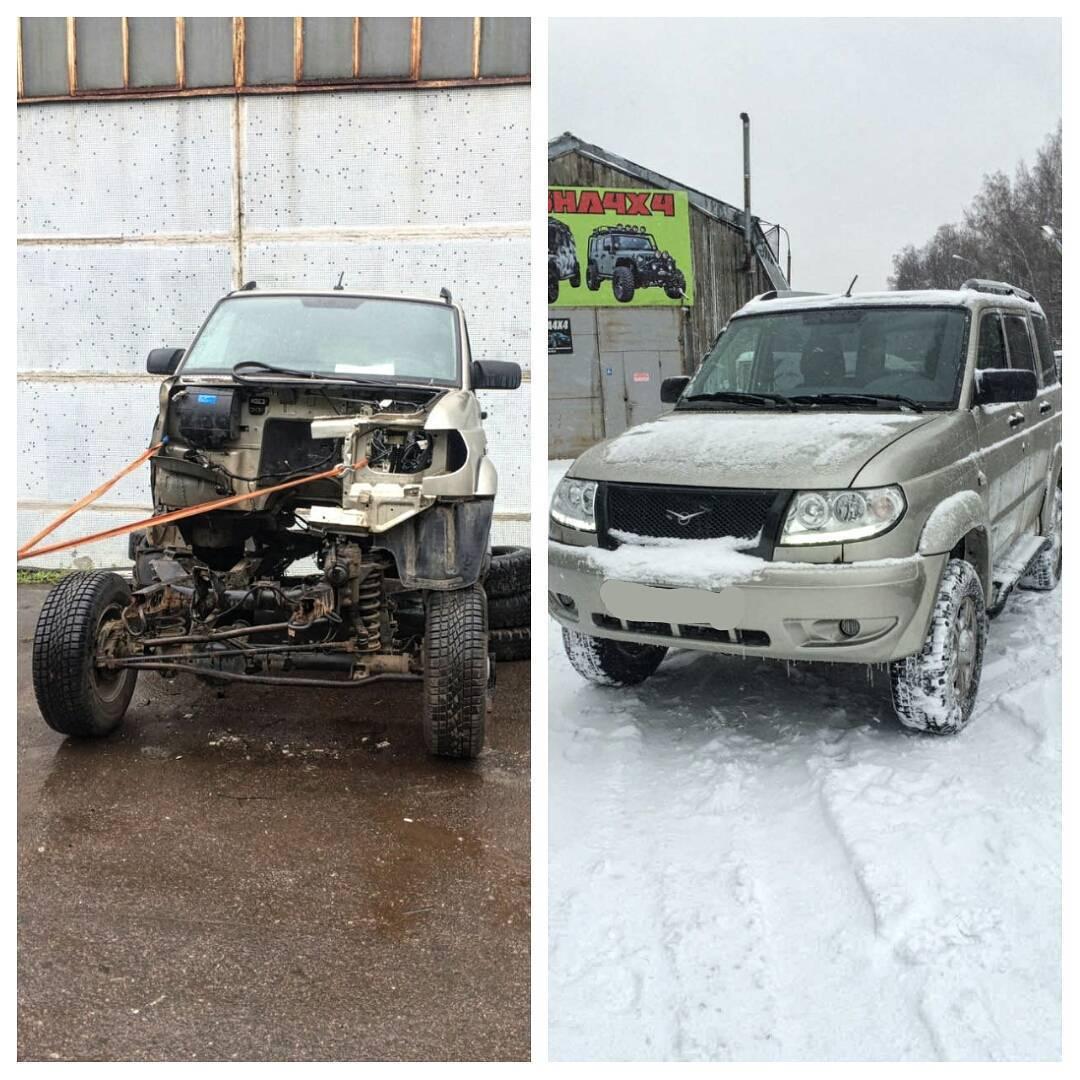 Кузовной ремонт фото-4