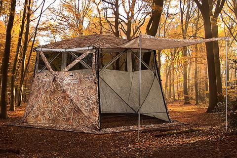 Кухня-шатер Higashi Chum Camp Camo