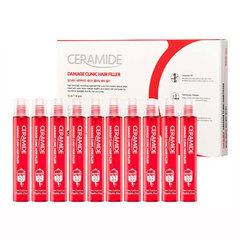 FarmStay Ceramide Damage Clinic Hair Filler - Филлер для волос с керамидами