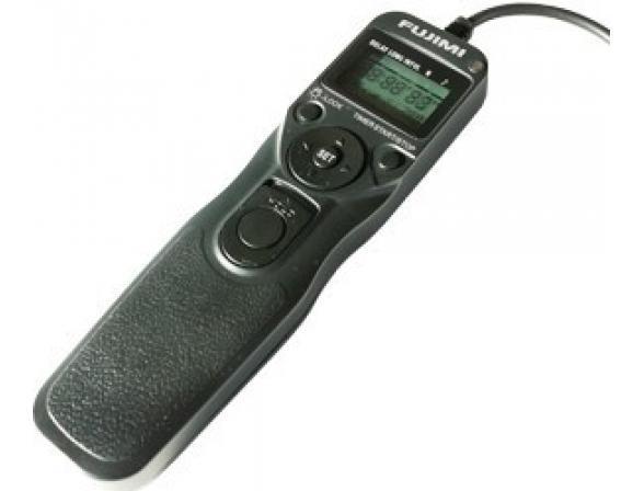 Проводной пульт ДУ Fujimi FJ MC-N1 с ЖК дисплеем и таймером для Nikon D3 / D300 / D2H / D200 / D1H /D1X / D100, Fuji S5Pro DSLR