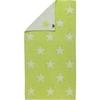 Полотенце 70х140 Cawo Big Stars 524 лимонное