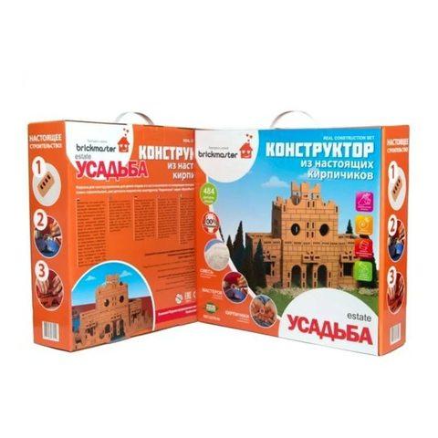 Конструктор BRICKMASTER - Усадьба, 484 детали