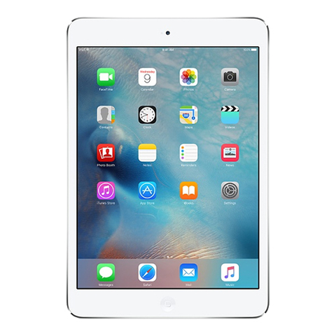 iPad mini 2 Wi-Fi 64Gb Silver - Серебристый