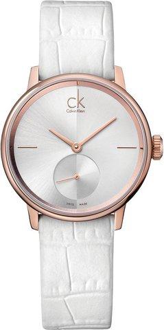 Купить Наручные часы Calvin Klein Accent K2Y236K6 по доступной цене