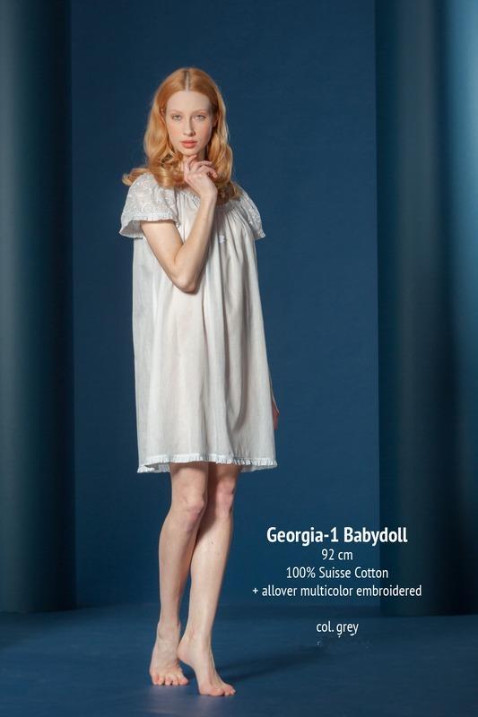 Одежда для сна Сорочка Celestine Georgia-1 BD серебристая sorochka-celestine-georgia-1-bd-serebristaya-germaniya.jpg
