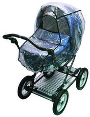 Папитто. Дождевик на коляску детскую с окном