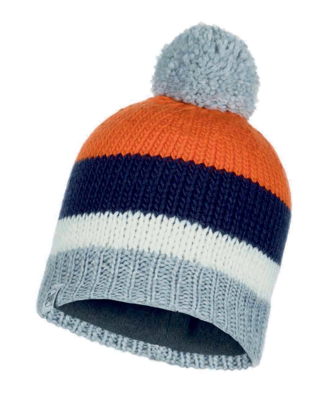 Детские шапки Вязаная шапка с флисовой подкладкой детская Buff Hat Knitted Polar Knut Multi 117842.555.10.00.jpg