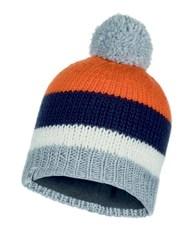 Вязаная шапка с флисовой подкладкой детская Buff Hat Knitted Polar Knut Multi