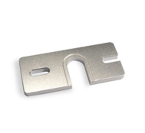 HotEnd алюминиевая пластина крепления для Makergear Jhead или DIY HotEnd Prusa для 3D принтера