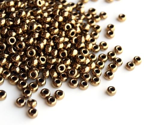 15/0 RR-0457 Metallic Dk.Bronze