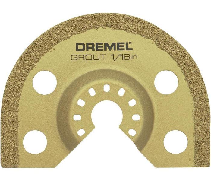 Круг для удаления остатка раствора MM501 Multi-Max Dremel 2615M501JA