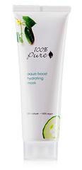 Суперувлажняющая маска для лица с гиалуроновой кислотой, 100% Pure