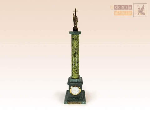 часы Александрийский столп большие