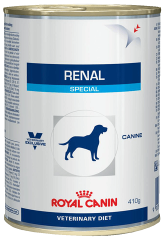 Royal Canin Renal Special 410 г x 12 банок