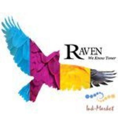 Тонер-картридж для Kyocera TA3050CI (Raven) 390г Yellow  с чипом
