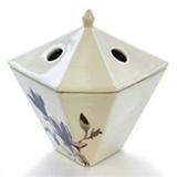 Керамическая аромалампа Incense burner Magnolia white