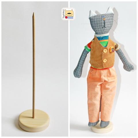 Подставка для кукол (тильды) 5с8п