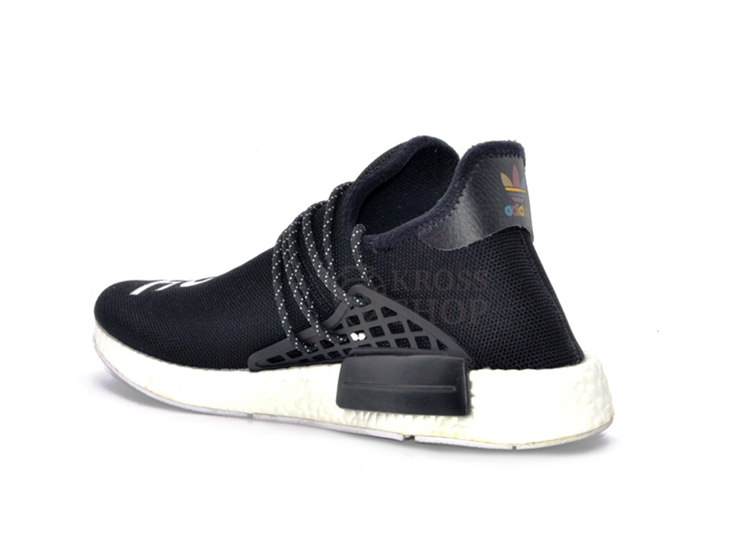 Adidas Men's NMD Human Race Black