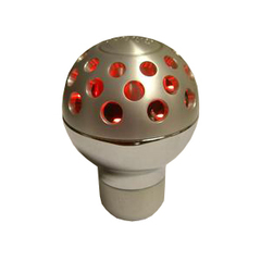 Ручка рычага КПП MOMO Module Light Red