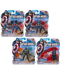 Captain America Deluxe Figure Series 02 Revision 03