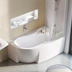 Акриловая ванна Ravak Rosa 95 C561000000 150х95 R белая
