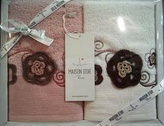 Набор полотенец  CRAFT - КРАФТ в размере 40х60 / Maison Dor (Турция)