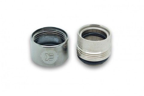 EK-HDC Fitting 12mm G1/4 - Black Nickel