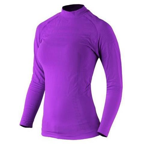 Женское термобелье рубашка Noname Skinlife 13/14 (106089) фиолетовая  фото