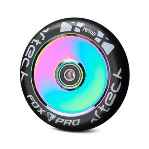купить Колесо Fox PRo Hollow 110 мм neo-chrome артикул 321028