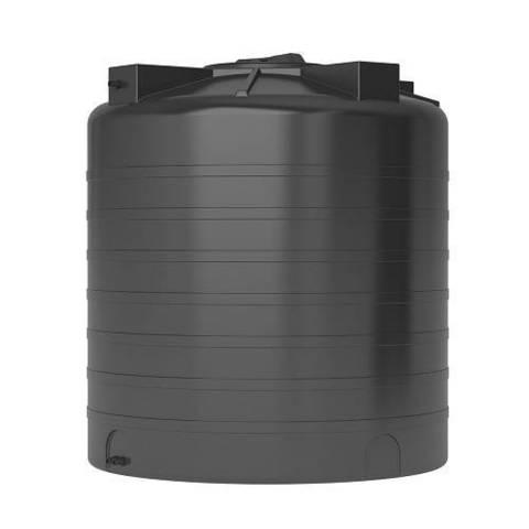 Бак для воды АКВАТЕК ATV 1500 (с поплавком, цвет чёрный)