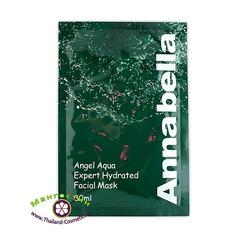Маска для лица с экстрактом водорослей -