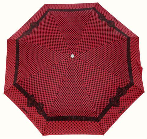 Купить онлайн Зонт складной Chantal Thomass 407-vin Résille в магазине Зонтофф.