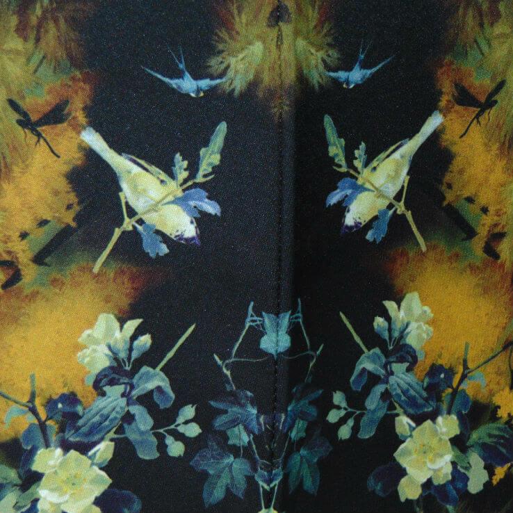 Зонт-трость JP Gaultier 1302 BIS-2 Oiseaux