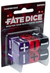 Набор кубиков для Fate System Fate Dice: Vampire Dice