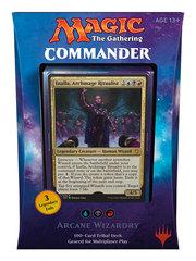 Commander 2017: Arcane Wizardry (UBR) английский
