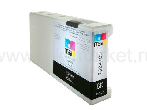Совместимый картридж для Epson Stylus Pro GS6000 Black 950 ml (T624100) Solvent based (T624100)