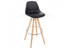 Барный стул Флор (Flor) черный