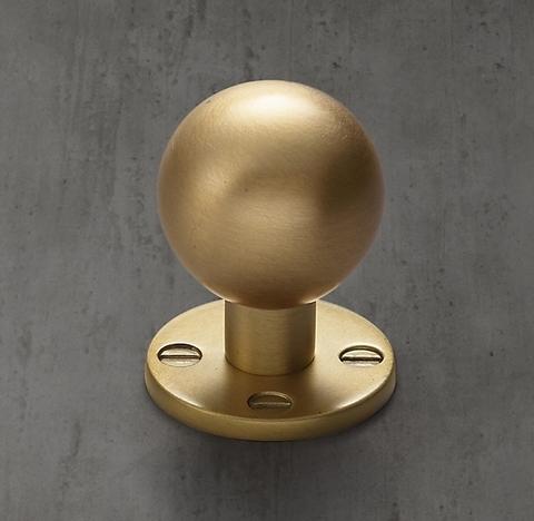 Ручка кнопка R46