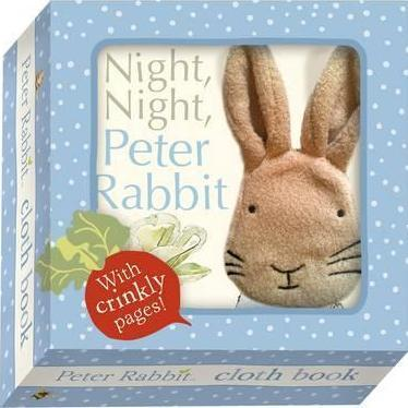 Kitab Night Night Peter Rabbit | Beatrix Potter