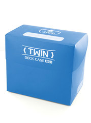 Ultimate Guard - Синяя коробочка для двух колод Twin