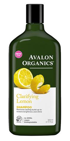 Очищающий шампунь с лимоном, Avalon Organics