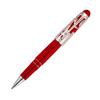 купить Роллер Aurora Special Edition ROMA красная смола и серебро 925 пр (AU-875-AR) недорого
