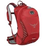 Рюкзак велосипедный Osprey Escapist 18 Cayenne Red